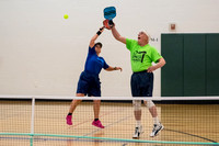 Pickleball Mixed Doubles